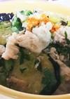 麻婆茄子丼~豚バラ肉となす~