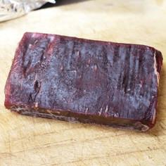 鯨赤肉の熟成解凍方法(チルド室編)