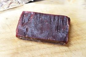 鯨のお刺身の熟成解凍方法(チルド室編)