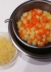 離乳食中期~ 野菜炊き