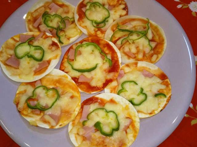 ピザ 餃子 の 皮