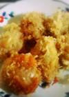 【八田政樹が作る】うずら卵のチーズフライ
