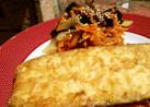 ズッキーニのハムチーズフライ