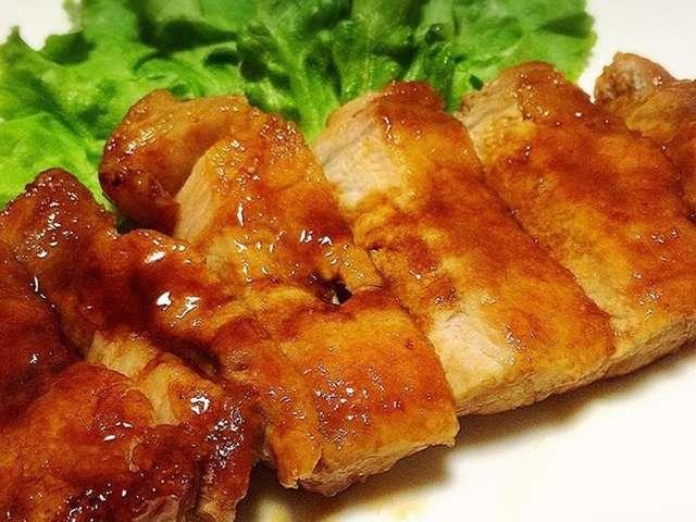 豚 の トンテキ レシピ
