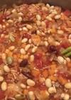 豆と野菜の食べるスープ 簡単 冷凍保存