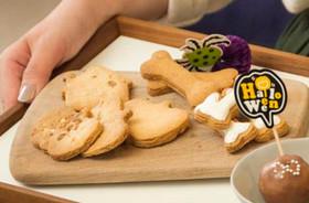 シリアル☆クッキー!ハロウィンかぼちゃ