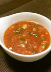 食べるスープ♪「簡単ガスパチョ」