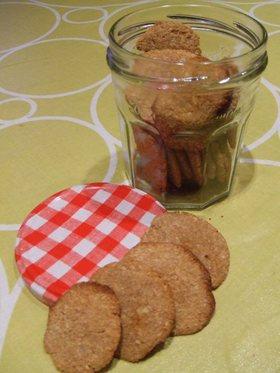 超・ヘルシー☆ おからりんごクッキー