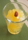 パイナップルと冬瓜のふるふるゼリー