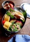 お弁当に!豚ロースの味噌マヨ焼き