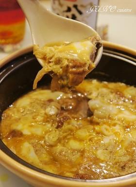 めんつゆ使って簡単レシピ☆うなぎの柳川風