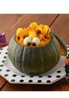 ひとくちモッツァハロウィンかぼちゃサラダ