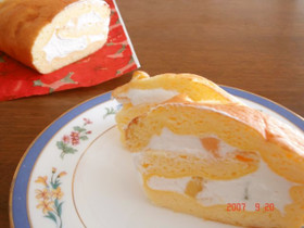 パテシエのロールケーキ☆☆☆