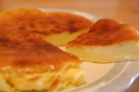 簡単!チーズケーキ&ココア風チーズケーキ