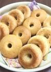 簡単はちみつ焼きドーナツ