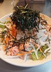 モリモリ食べる大根サラダ
