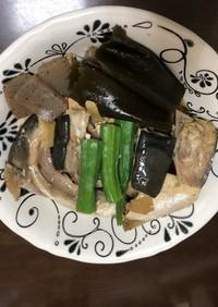 濃厚&ふっくらブリのアラ煮