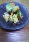 アボカドと長芋の細切り春巻揚げ