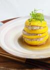 468食材■丸ズッキーニと鶏肉の中華蒸し
