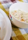 幼児食~鮭のクリームシチュー~