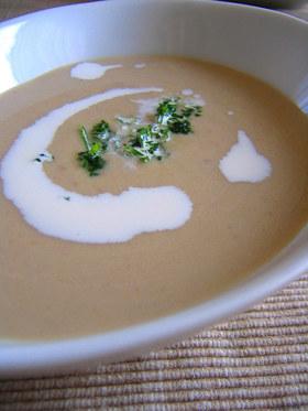 ポルチーニのポタージュ・スープ
