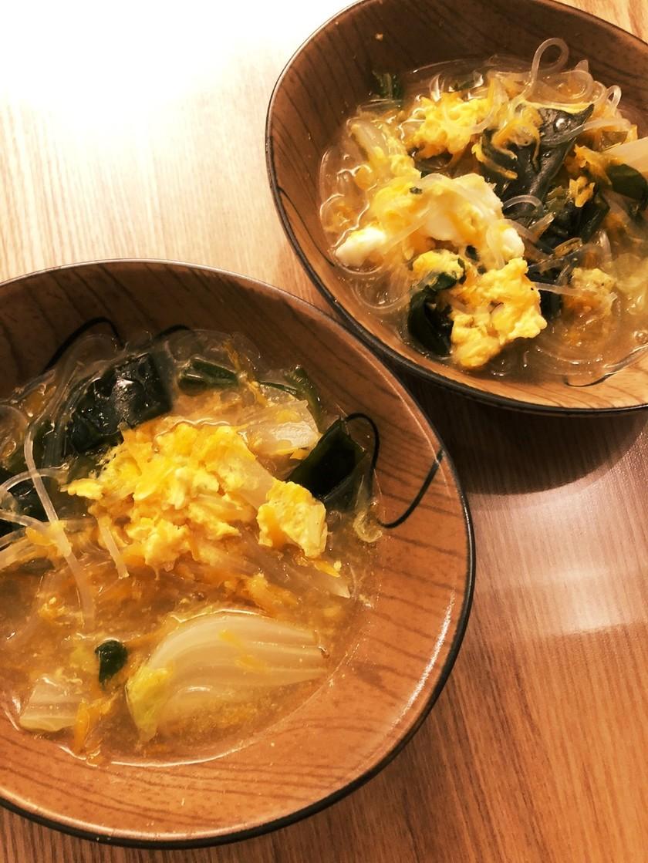 中華風 スープ 大人 子供 ダイエット
