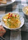 玉子とブロッコリーのマヨサラダ