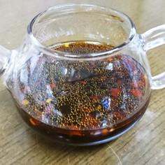 メンツユで簡単万能黒酢の中華掛けタレ