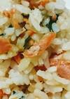 簡単❗鮭としその混ぜご飯ёёё