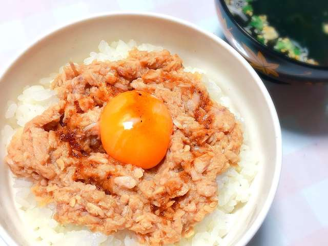 ツナ缶 アレンジ