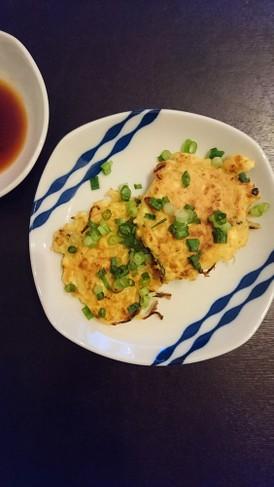 豆腐のチヂミ