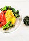 ハーブ料理:スイートバジルの万能ソース