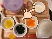 離乳食初期 豆腐のペーストの写真