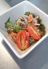 【時短】緑豆春雨と野菜のサラダ