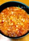 ぬんころの食べるトマトスープ