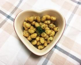 水煮大豆のおつまみ☆のり塩味