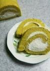 ☆簡単しっとりロールケーキ☆