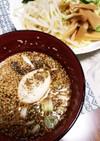 めんつゆで~簡単 中華つけ麺