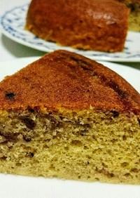 簡単❗炊飯器でブルーベリーパウンドケーキ