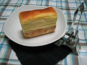 クリーミー!!  ベイクドチーズケーキ♪