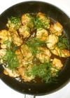 鶏もも肉の照り焼き♪簡単黒酢オイスター味