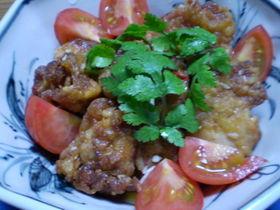 鶏の唐揚げ  ベトナム風