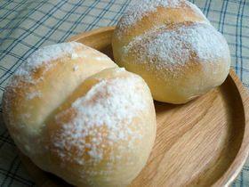 ふっわふわ!ハイジの白パン