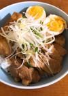 ルーローファン☆甘辛い豚肉の丼
