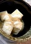 食前に☆おから豆腐