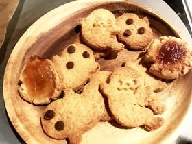 ビニール袋でモミモミサクサククッキー