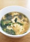 簡単・だし香る乾燥帆立の貝柱中華スープ