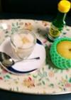 秋の味覚(^q^)梨♪盛り沢山ゼリー
