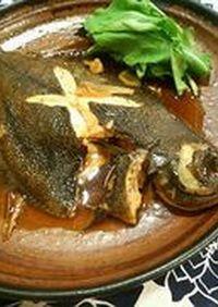 母直伝☆白身魚の煮つけ