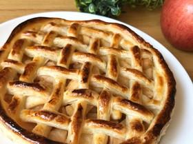 冷凍パイシートで♪ 簡単アップルパイ